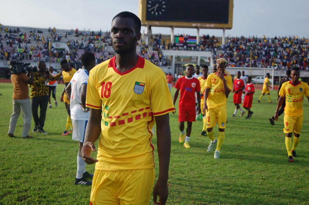 Ecureuils : En 3-4-3 , avec Verdon et  Adilehou en défense , la compo du Bénin face à la Gambie