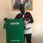 Transfert :  Kevin Kokou Domedjeo débarque sur le banc de l'As Tado