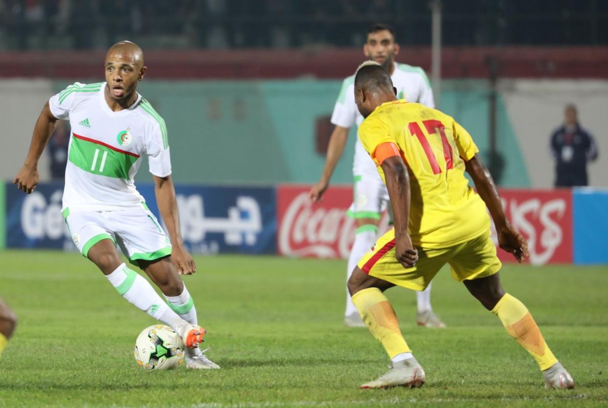 Bénin – Algérie 1-0 (terminé): Les Ecureuils avaient trop faim !