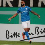 Allemagne : Cèbio Soukou marque , Hansa Rostock vainqueur