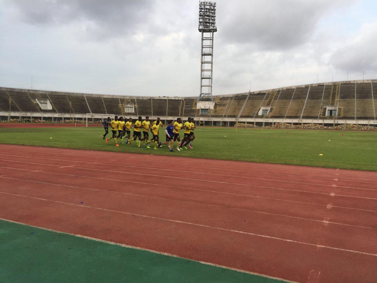 Gambie – Bénin : Le stage de préparation a débuté avec Soukou