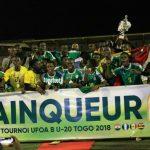 UFOA U20 - Zone B : Le Sénégal remporte le tournoi