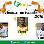 BJFOOT AWARDS 2018