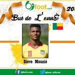 Bjfoot Awards 2018 : But de l'année , Steve Mounié