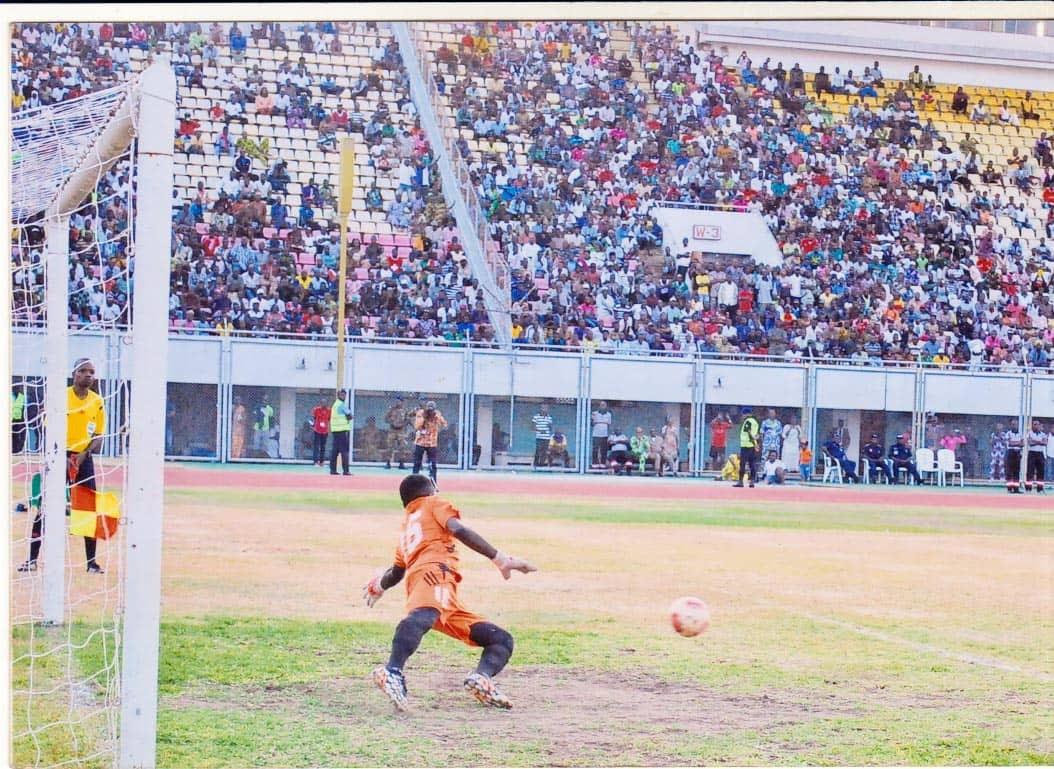 Ligue 1 : Gakou Nourou – DineSoulemane , le gardien sniper