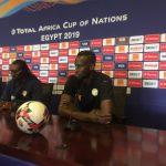 """Can Egypte 2019 : Aliou Cissé """"Sous-estimer le Bénin serait une grosse bêtise"""""""