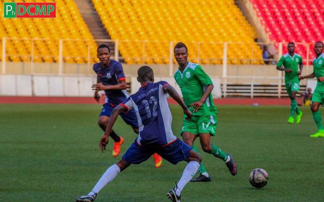 Coupe de la Caf : renversant ,  DC Motema Pembé d'Arsène Loko qualifié pour  la phase finale