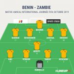 Bénin-Zambie, la compo des Ecureuils