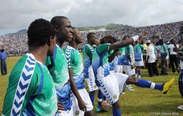 Eliminatoires CAN 2021: LE XI de la Sierra Leone face aux écureuils pour la 2ième journée