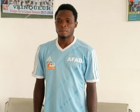 Transfert : L'AFAD Djékanou (Côte d'ivoire) se renforce avec Kabirou Koutché !