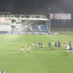 Envoyé Spécial: Hountondji accueille  d'Almeida, le film du match