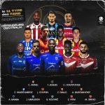 France : Hountondji nommé dans les choix pour l'équipe type de la saison en Ligue 2 !