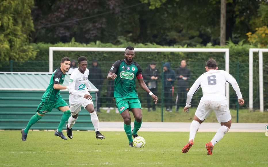 France : Red Star prolonge Djiman Koukou