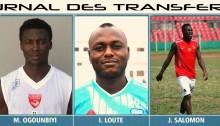Journal des transferts : Biaou débarque à Quevilly, Kano Pillars s'offre Louté, Sunshine Stars craque pour Salomon, Angan vers Al Taaoune et Ogoubiyi a rejoint Paris Fc.