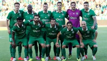 Ligue Europa: Poté titulaire, Omonia tient tête au Dinamo