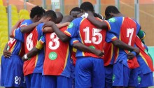 Coupe Caf: L'As Police tombe sur Hearts of Oak (Ghana)