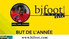 Bjfoot Awards 2014: Suanon marque le but de l'année!