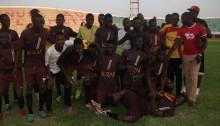 5e édition du tournoi J2A des jeunes U17 : Kozaf du Burkina Faso remporte la compétition