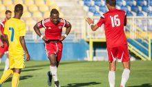 Koweït-Emirat Cup: Badarou buteur