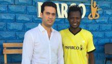 Transfert :  Pharco Fc (Egypte) officialise Barazé !