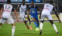Coupe de France-7e tour: Djigla qualifie Niort