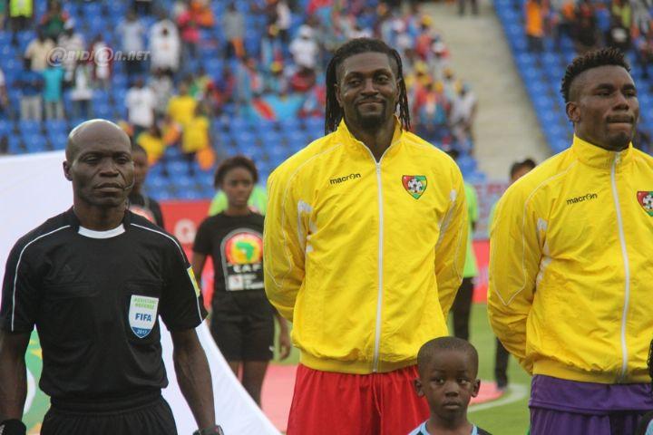 Can 2017-Togo: Adébayor « le match le plus important de ma vie»