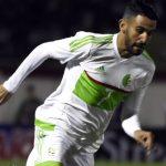 Can Egypte 2019 : les 23 de l'Algérie avec Mahrez sans Bentaleb