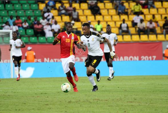 Can 2017- Ghana: Jordan Ayew «entrain de monter en puissance»