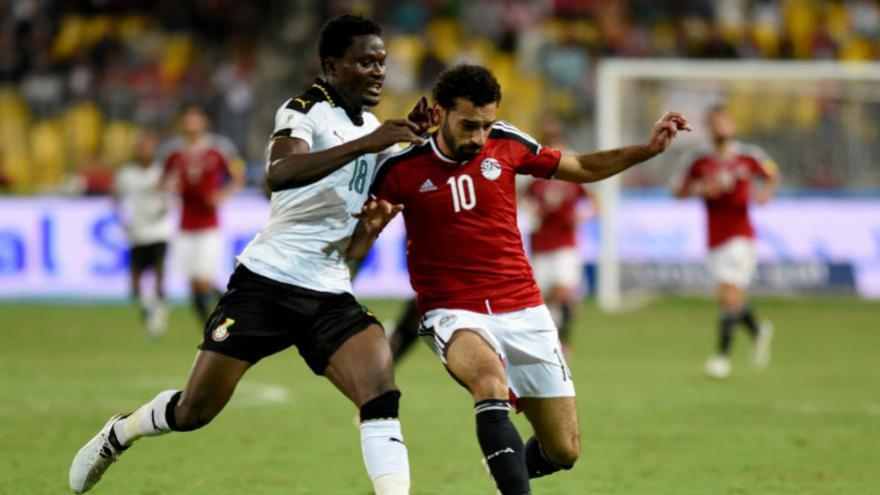 Can 2017– Groupe D : l'Egypte chipe la première place au Ghana