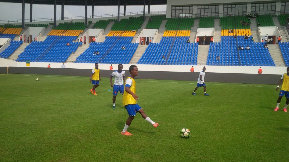 Entretien: Gbaguidi «ils me comparent à David Silva»