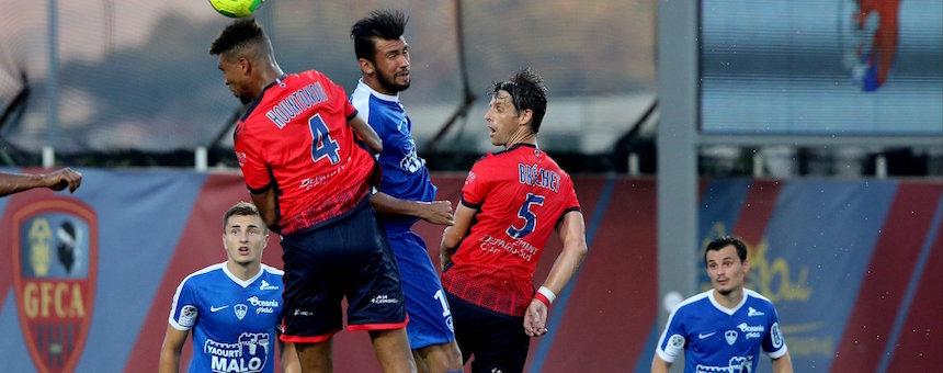 France-L2-J33: Hountondji marque dans un match fou!