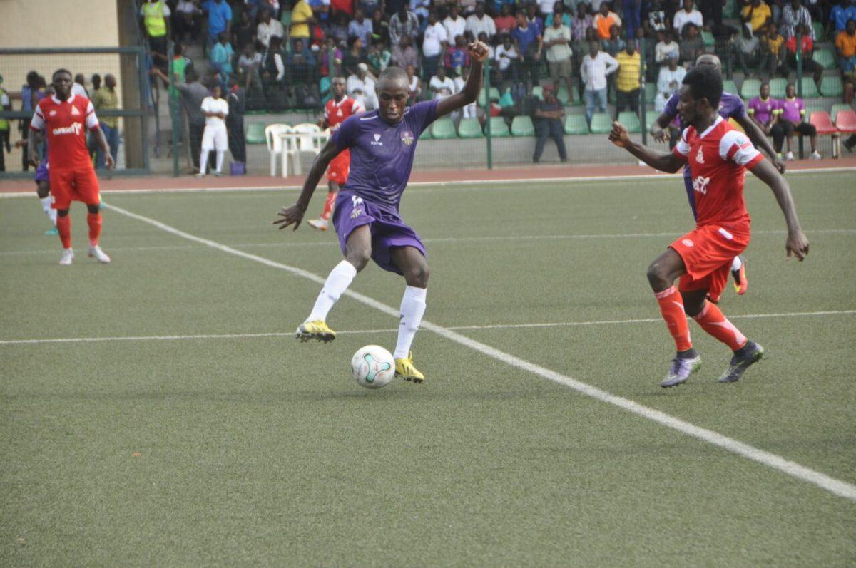 Nigéria-J20: Tchato veut une revanche sur Akwa United de Counou