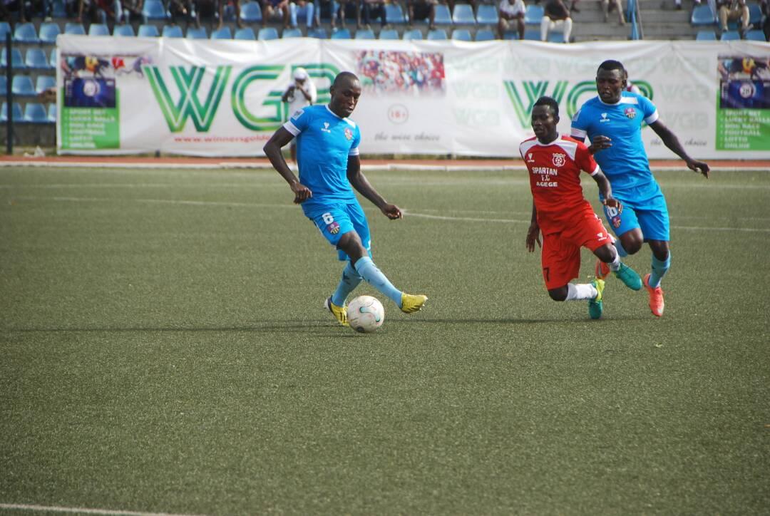 Perf' des béninois: Poté récidive, Barazé débute avec le sourire, la razzia des «béninois» du Nigéria, Tidjani et Chaona remportent un trophée avec l'ES Tunis et Koutché décisif.