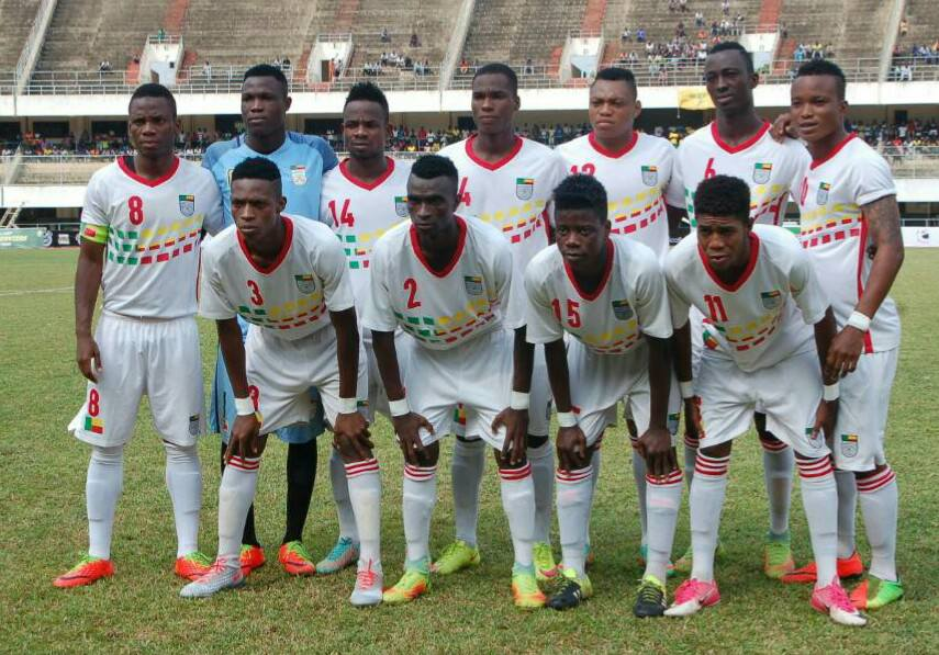 Qualif' Chan 2018 :  Les notes des Ecureuils face au Togo