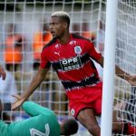 Angleterre : Steve Mounié prend trois matches de suspension