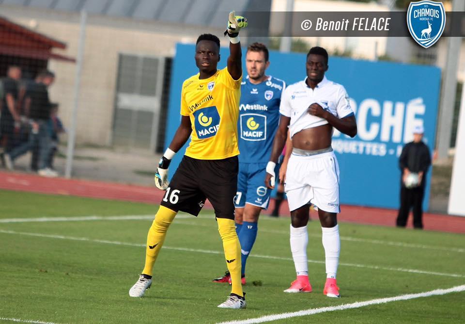 Niort: infranchissable à Lorient, Allagbé progresse