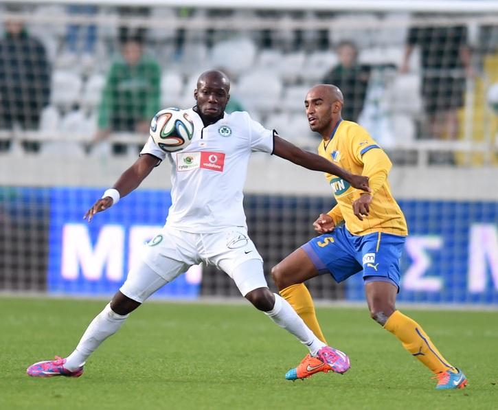 Barrages Ligue des Champions : L'Apoel Nicosie de Poté prend une belle option