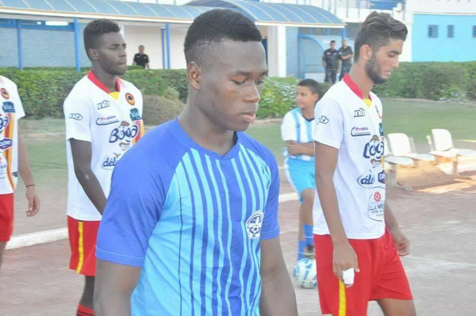 Tunisie: Tidjani marque contre son ancien club!
