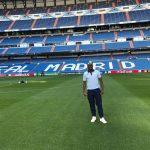 Europe - Ligue des Champions : Poté, premier béninois à fouler la pelouse de Bernabeu