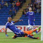 Cardiff : Gounongbé est de retour à l'entraînement