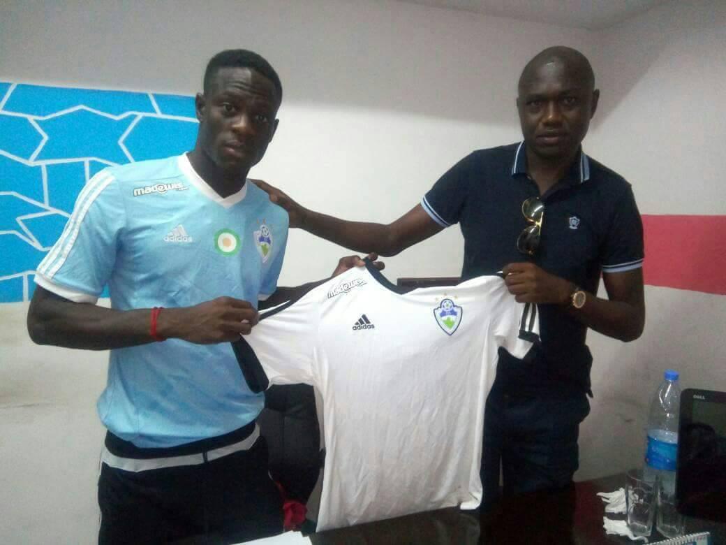 Transfert – Exclu: Séwé Sports (Côte d'ivoire) engage Danvidé!