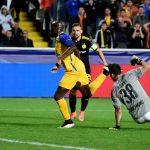 Europe: Poté contrarie Dortmund et devient meilleur buteur béninois en Ligue des Champions.