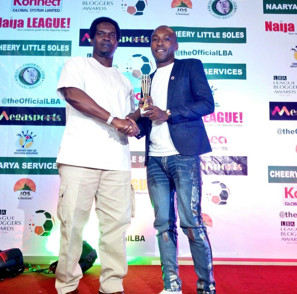 Nigéria : Tchato élu meilleur joueur étranger !