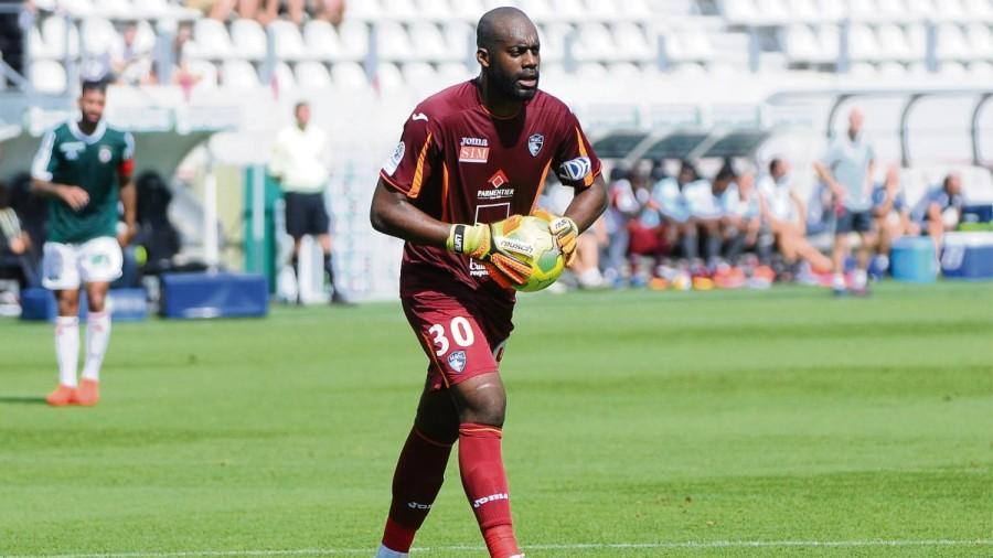 Ecureuils : Fabien Farnolle blessé et forfait contre le Togo