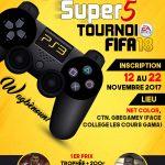Jeux Vidéos : Bjfoot lance le grand tournoi  Super 5 !