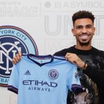 Transfert : New York City officialise la venue de Hountondji !