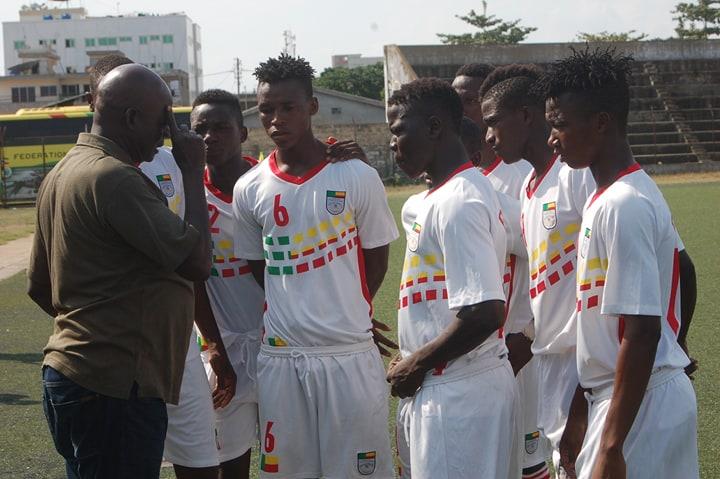 Ecureuils U20: trois choses à savoir avant le Ghana