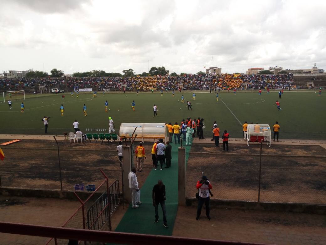Qualif Can U20 : Bénin – Gambie 2-0 ,les Ecureuils juniors filent au dernier