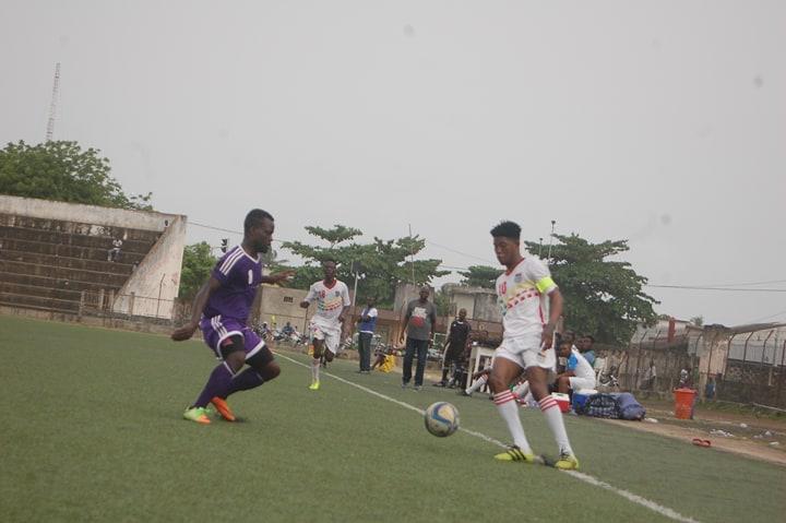 Amical : les Ecureuils U20 dominent l'As Togo Port à Lomé !