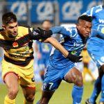 Transfert : David Djigla prolonge à Niort !
